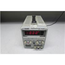 Leader 718-5D DC Power Supply 18V 5A
