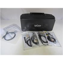 LeCroy WaveAce 224 200MHz 2GS/s 4Ch Digital Oscilloscope, 4 PP016 Passive Probes