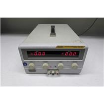 Leader 735-10D Adjustable Power Supply 0-35V/0-10A