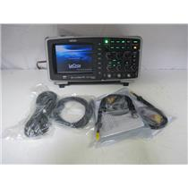 Teledyne LeCroy WaveAce 102 DSO Oscilloscope; 60MHz, 250MS/s, w/ 2 PP016