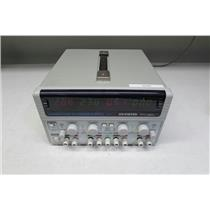 Instek-GW GPD-4303 Laboratory DC Power Supply, 4 Ch