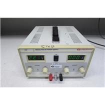 Global Specialties Model 1337 Regualted DC Power Supply