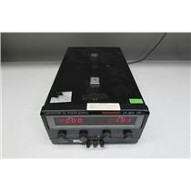 Sorensen LH 60-6 LABORATORY DC POWER SUPPLY, 0-60V 0-6A