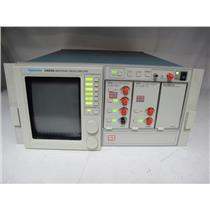 Tektronix 11403A Color Digitizing Oscilloscope 11A34 & 11A72 Modules