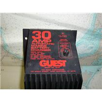 Boaters' Resale Shop of TX 1710 2752.25 GUEST 30 AMP AUTOMATIC BATTERY CHARGER