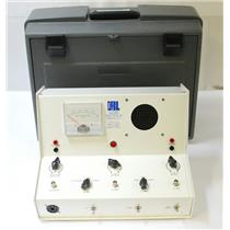 Lectronic LRL 550 Series Microwave Training Kit w 510a Klystron Power Supply