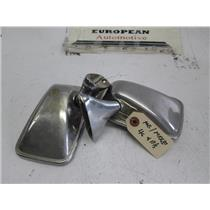 MG Midget side mirrors left and right