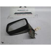 Porsche 928 left side mirror