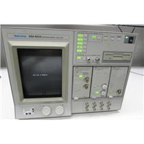 Tektronix DSA 602A Digitizing Signal Analyzer w/ 11A33, 11A71 and 11A72 modules