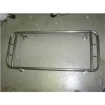 Boaters' Resale Shop of TX 1508 1540.01 FLIP FLOP SEAT/ICE CHEST BASE FRAME ONLY