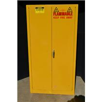 Justrite 60 Gallon Fire Safety Cabinet, 25600