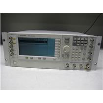 Agilent E8267C PSG Vector Signal Generator, 250KHz to 20 GHz w/ 5 options