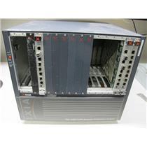IXIA 1600T Traffic Generator / Performance Analyzer, IxOS v5.70 w/ 3 LM1000STXS4
