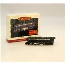 Hallmark Ornament 1996 Lionel Trains #1 700E Hudson Steam Locomotive QX5531-SDB