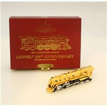 Hallmark 2000 700J-1E Lionel Hudson Steam Locomotive 100th Anniversary #QXI5261