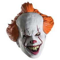 IT the Movie 2017 Version Pennywise Adult 1/2 Mask