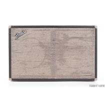 "1965 Fender Bassman 2x12"" Speaker Cabinet Cab w/ Oxford 12T6 & Legs #31511"