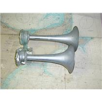 Boaters' Resale Shop of TX 1801 1247.02 BUELL-STROMBOS DUAL AIR HORN ASSEMBLY