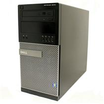 Dell Optiplex MT7010 500GB, Intel Core i3 3rd Gen., 3.3GHz, 8GB PC Tower