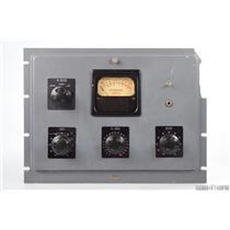 Gates Radio SA-38 Mono Tube Compressor Limiter SA38 Recently Serviced #31570