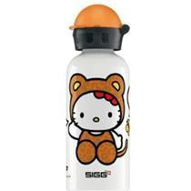 SIGG Hello Kitty Leopard Water Bottle, White, 0.4-Liter