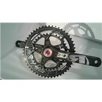 NEW ROTOR 3D30 Road / TRI Bike Crankset noQ 50/34 110 172.5