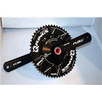 NEW ROTOR Flow Crankset W/ QRings Q53/39 130BCD 170mm