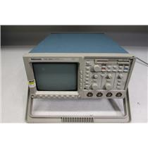 Tektronix TDS 460A 4 Channel Oscilloscope 400MHz 100MS/s, opt. 05