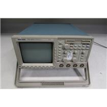 Tektronix TDS460A 4 Channel Oscilloscope 400MHz 100MS/s, opt. 05, 1F, 1M, 2F