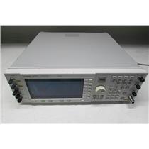 Agilent E4438C ESG Vector Signal Generator 6GHz opt 001, 005, 402, 506, UNB, UNJ