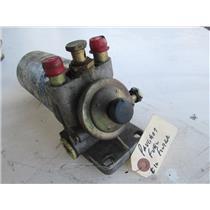 Peugeot fuel filter adapter #10