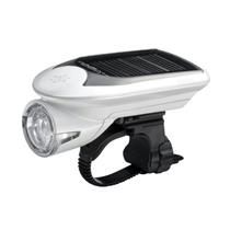 Cateye Hl-El020 Hybrid Led Front Light - White