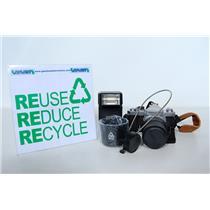 Nikon Nikkormat FT3 35mm SLR Film Camera/Sigma Zoom 70-210mm 1:4-5.6