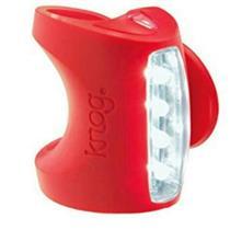 Knog Skink 4 Led Front Light - Red