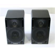 Genelec HT205 Studio Active Monitor / Theater Speakers PAIR