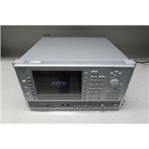 Anritsu MT8820C Radio Communication Analyzer, opt 001, 007