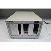 National Instruments NI PXI-1000B Chassis