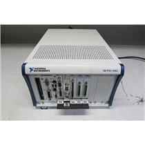 National Instruments NI PXI-1042, PXI-8176, cPci-1553, PXI-6031E, PXI-4351 x2