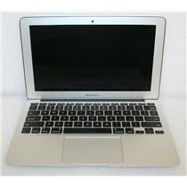 "APPLE MacBook Air i5 4260U 4th Gen 13"" MD711LL A1465 Early 2014 SOLD AS IS"