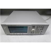 Agilent Keysight E4432B ESG-D Series RF Signal Generator, 3 GHz, Opt 1EM, H99