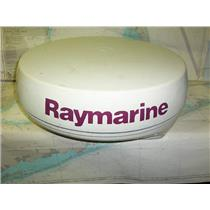 """Boaters' Resale Shop of TX 1802 2152.01 RAYMARINE M92652 RADAR 4 KW 24"""" DOME"""