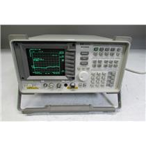 Agilent HP 8596E Spectrum Analyzer 9kHz to 12.8GHz, opt. 041, OBO, 140