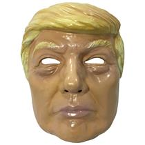 Donald Trump Presidential Celebrity Plastic Face Mask