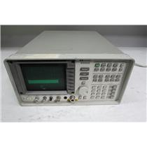 Agilent HP 8560E Portable Spectrum Analyzer, 30 Hz to 2.9 GHz