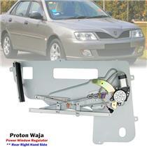 Rear Right RHS Power Window Regulator For Proton Waja Impian 2000-11 w/ Motor
