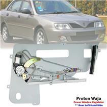 Rear Left LHS Power Window Regulator For Proton Waja Impian 2000-11 w/ Motor