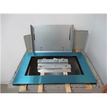 Whirlpool 30 Inch Microwave Trim Kit: Stainless Steel MK2160AS