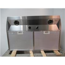 "BOSCH 30"" 400 CFM Blower Under-Cabinet Stainless Steel Wall Hood DUH30252UC"