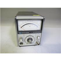 Agilent HP 435A Power Meter (ref: #2, db)