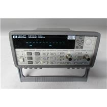 Agilent 53131A Universal Frequency Counter 10 digit/sec opt: none (ref:db)